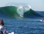 Mavericks surf beach