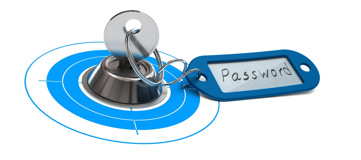 Password as your key