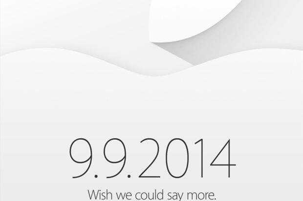 Apple Event 9/9/14