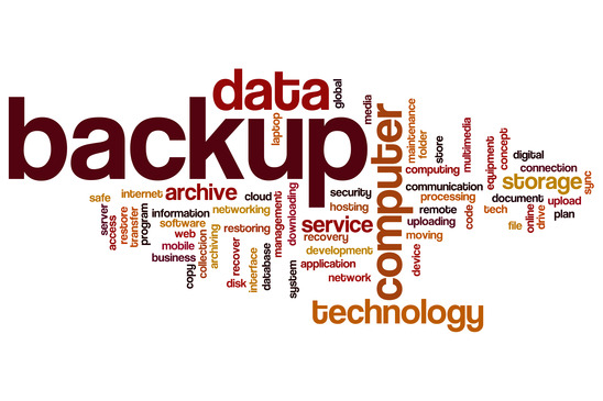Thoughts on cloud backup