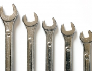 Photo of Chrome tools set