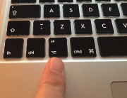 Alt Key on a Mac