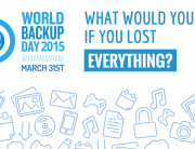 World Backup Day 2015 logo