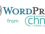 Wordpress hosting from CHNO Technology logo